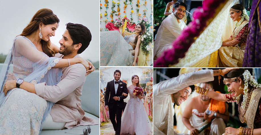 Stories by Joseph Radhik - Samantha Ruth Prabhu and Naga Chaitanya