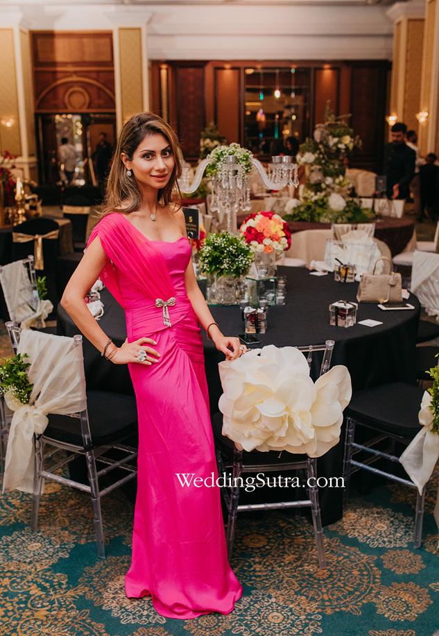 Concept Tables at WeddingSutra Influencer Awards by Sherina Dalamal