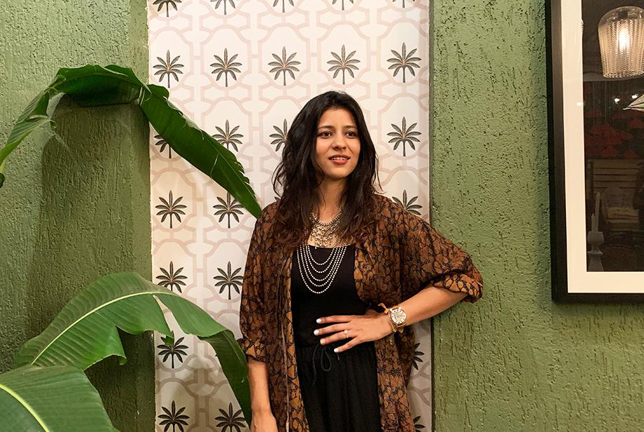Stylist Shikha Dhandhia