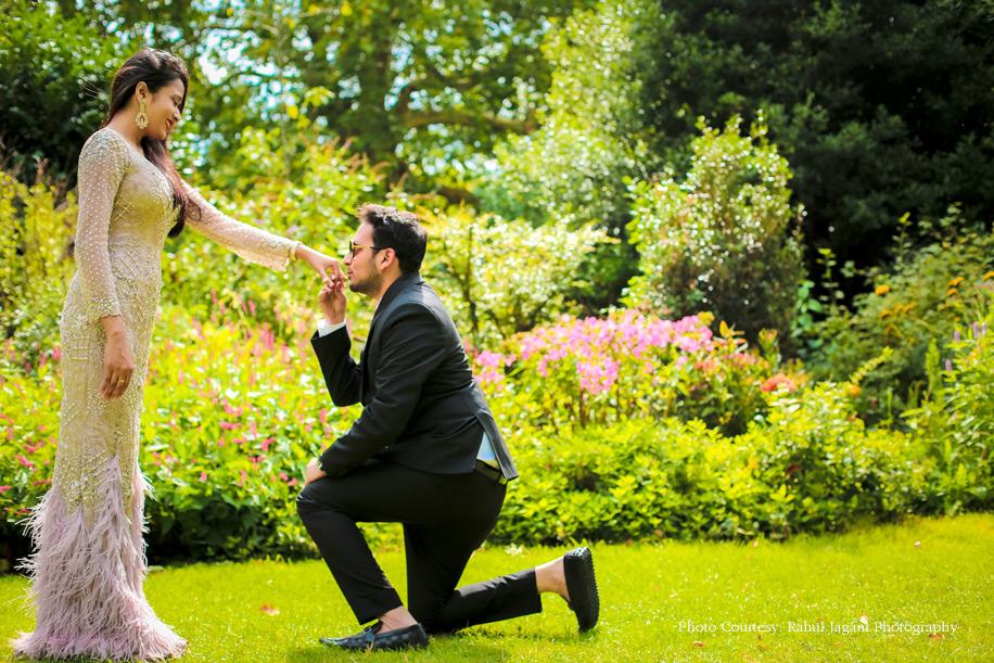 Pre-Wedding Photo Shoot in London