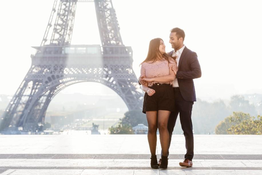 Somil & Mira's Paril Proposal