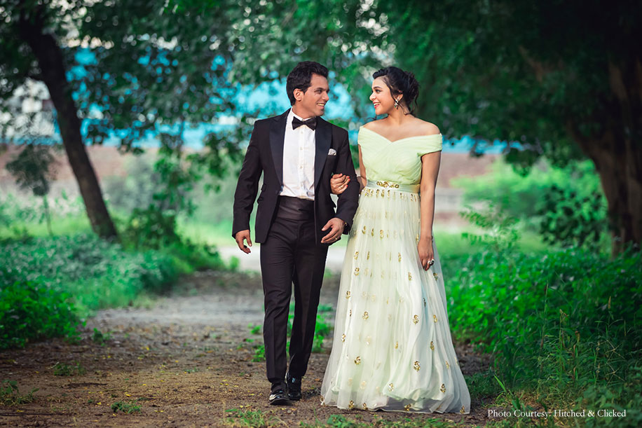 Riddhi and Ankur's fun-filled Pre-Wedding Shoot
