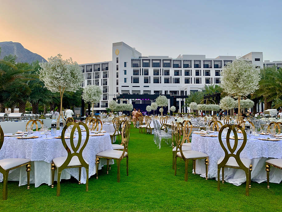Vivaah Weddings at the Intercontinental Fujairah