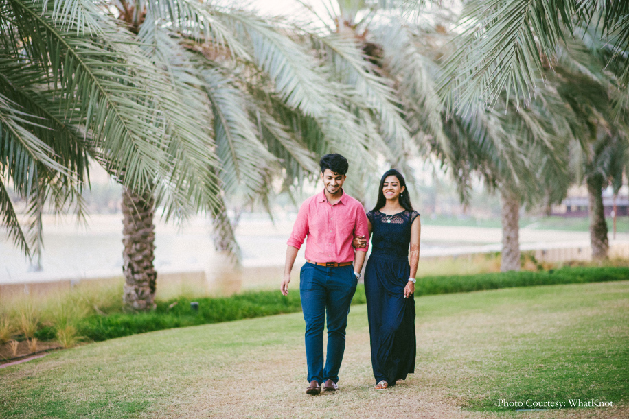 Zainab and Murtaza's Pre-Wedding Photo Shoot in Oman