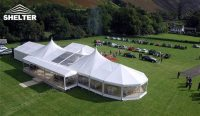 Bellend Tent - Marquee in Mixed Shapes Sales For Outdoor Party