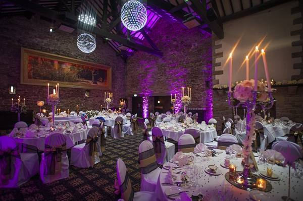 Lancashire Manor Hotel weddings  Offers  Packages