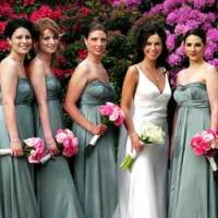 Grecian Bridesmaid Dresses Look - 10 Greek Goddess Tips!
