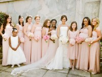 Wedding Inspiration: Pregnant Bridesmaids