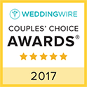 Miss Tuesdee Bridal Hair WeddingWire Couples Choice Award Winner 2017