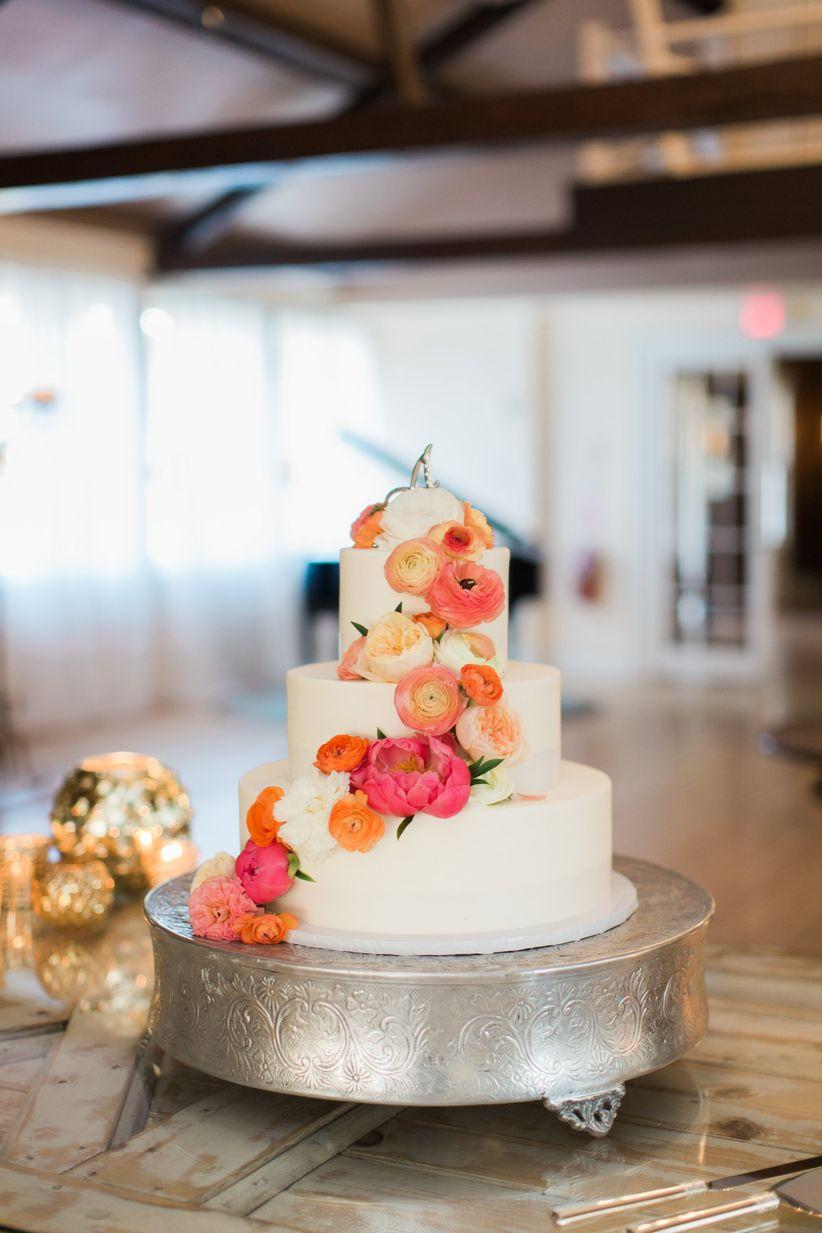 Whats Your Wedding Cake Style Weddingwire