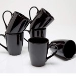 Black Coffee Mugs Buy Coffee Tea Online