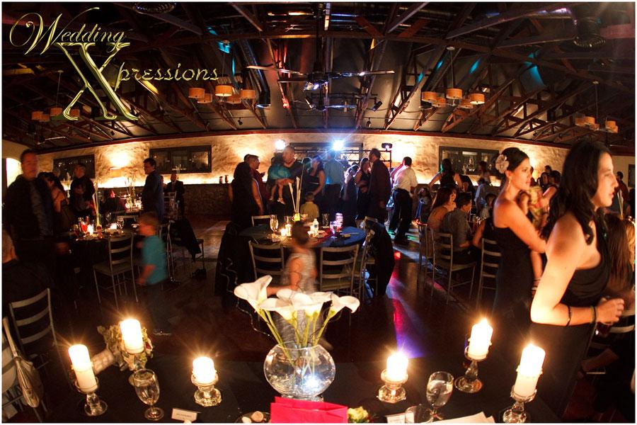 wedding reception in El Paso