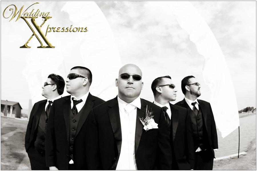 photography by Wedding Xpressions of El Paso, TX.