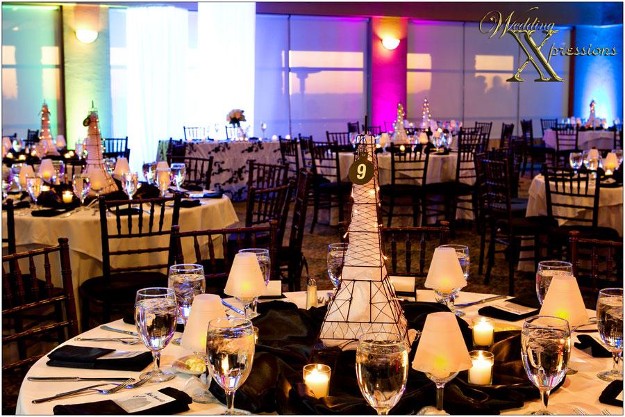 Coronado Country Club wedding in El Paso, TX