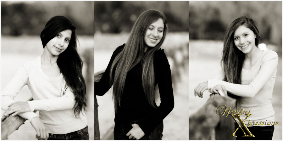 Solymar, Clarisa, Jazmin