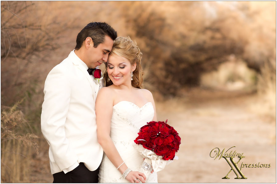 Jair & Zinnia's wedding photography in El Paso