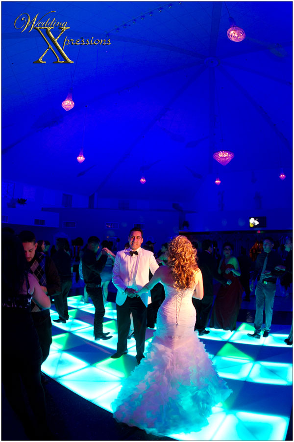 wedding at Crystal Palace Ballroom El Paso