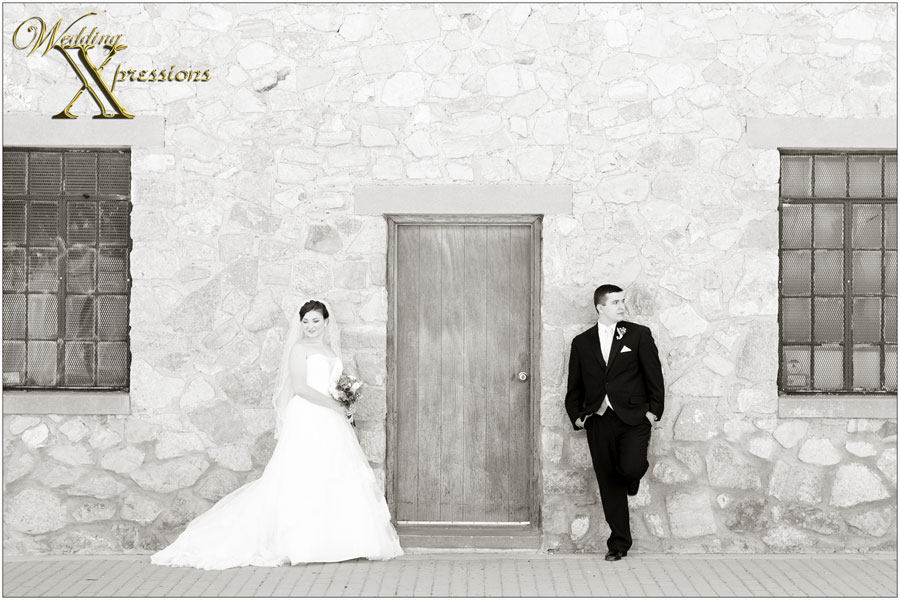 Downtown El Paso, TX wedding photography