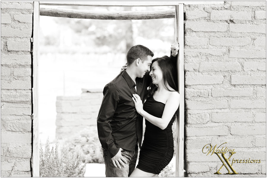 engagement photography session in Las Cruces, NM