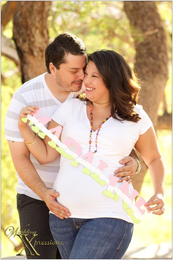 Expecting Baby Madaline Maternity Portraits