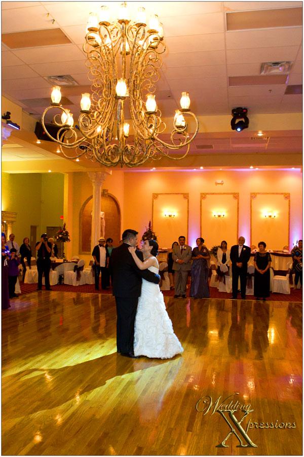 Moises sandra39s wedding photography monte carlo hall for Wedding photographers in el paso tx