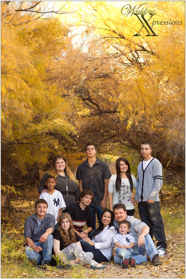 El Paso Texas family portraits