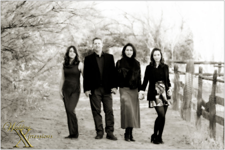 El Paso Texas family portrait photography