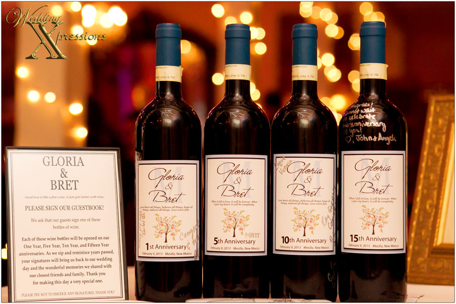 signature anniversary bottles