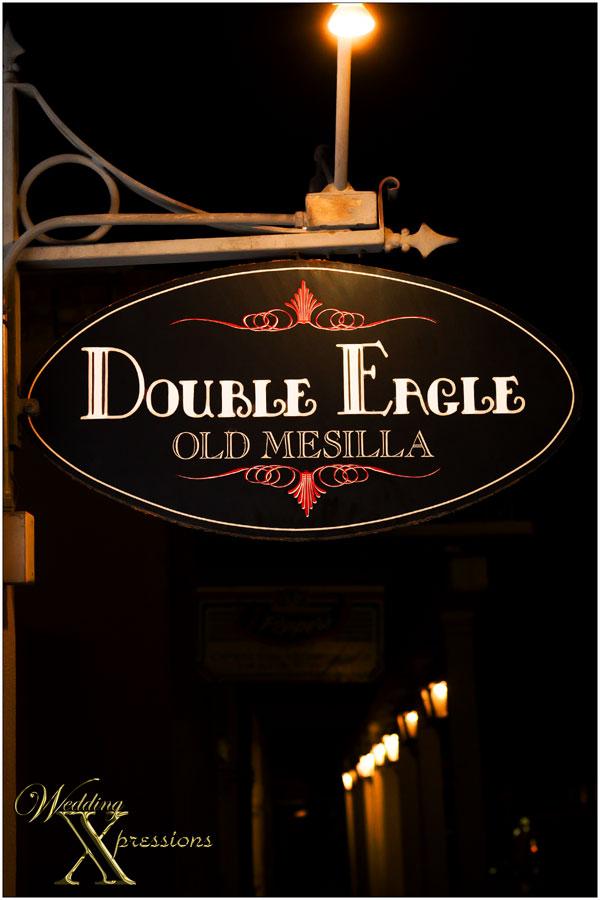 Double Eagle Old Mesilla