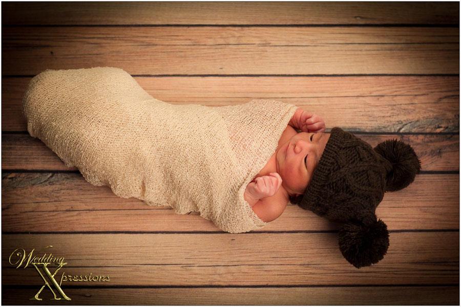Newborn baby portraits in El Paso, TX