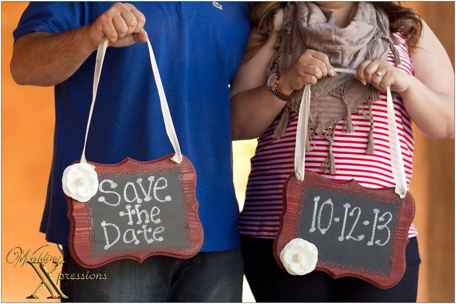 Save the Date boards