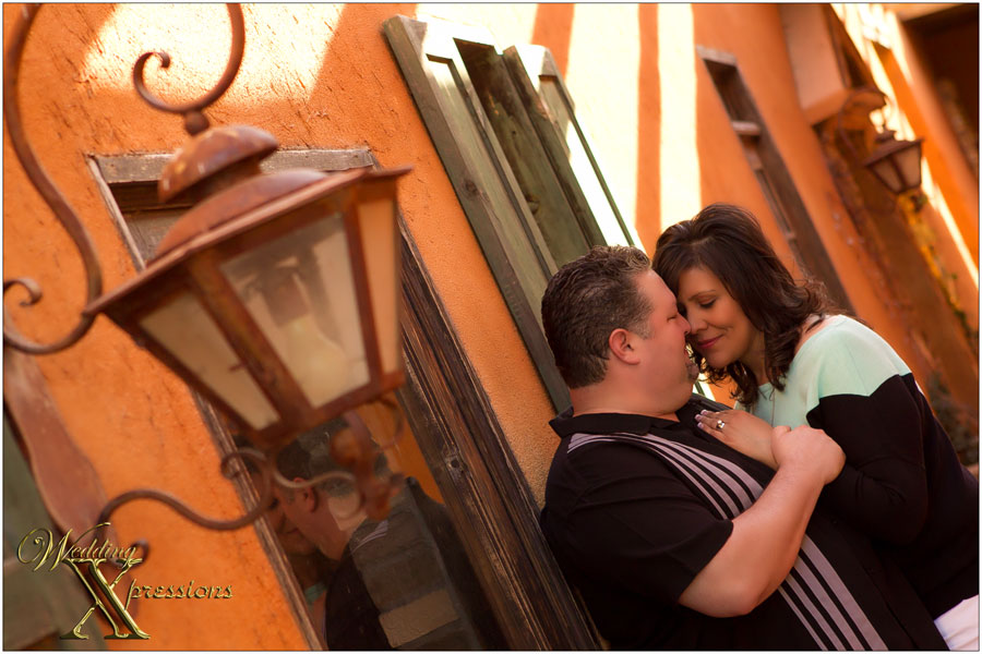 Rick & Beth's engagement photography