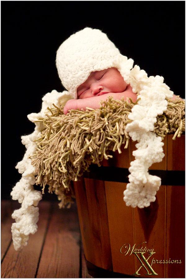 newborn baby Liam