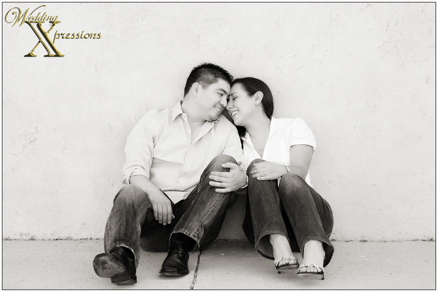 engagement photography by Wedding Xpressions