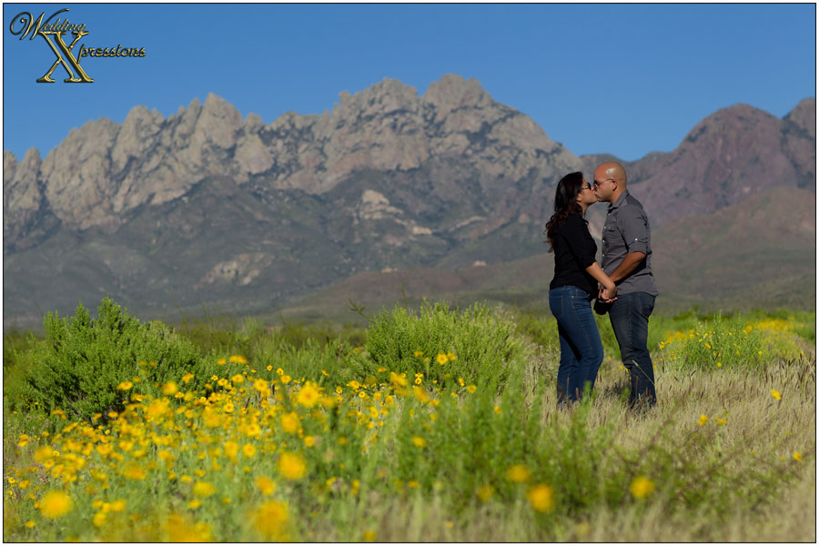 Engagement photography Las Cruces