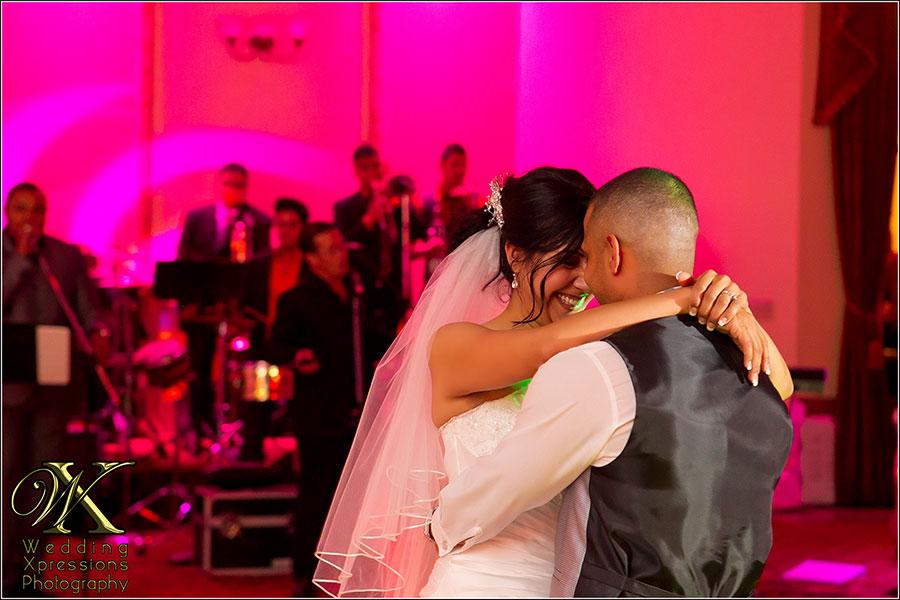 wedding at Monte Carlo