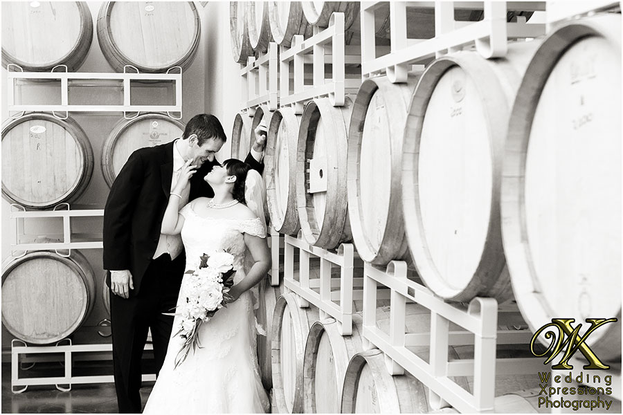 wedding winery photo