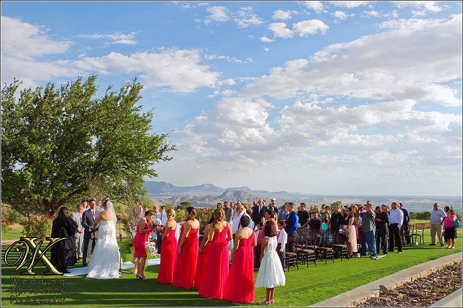Wedding at Coronado Country Club