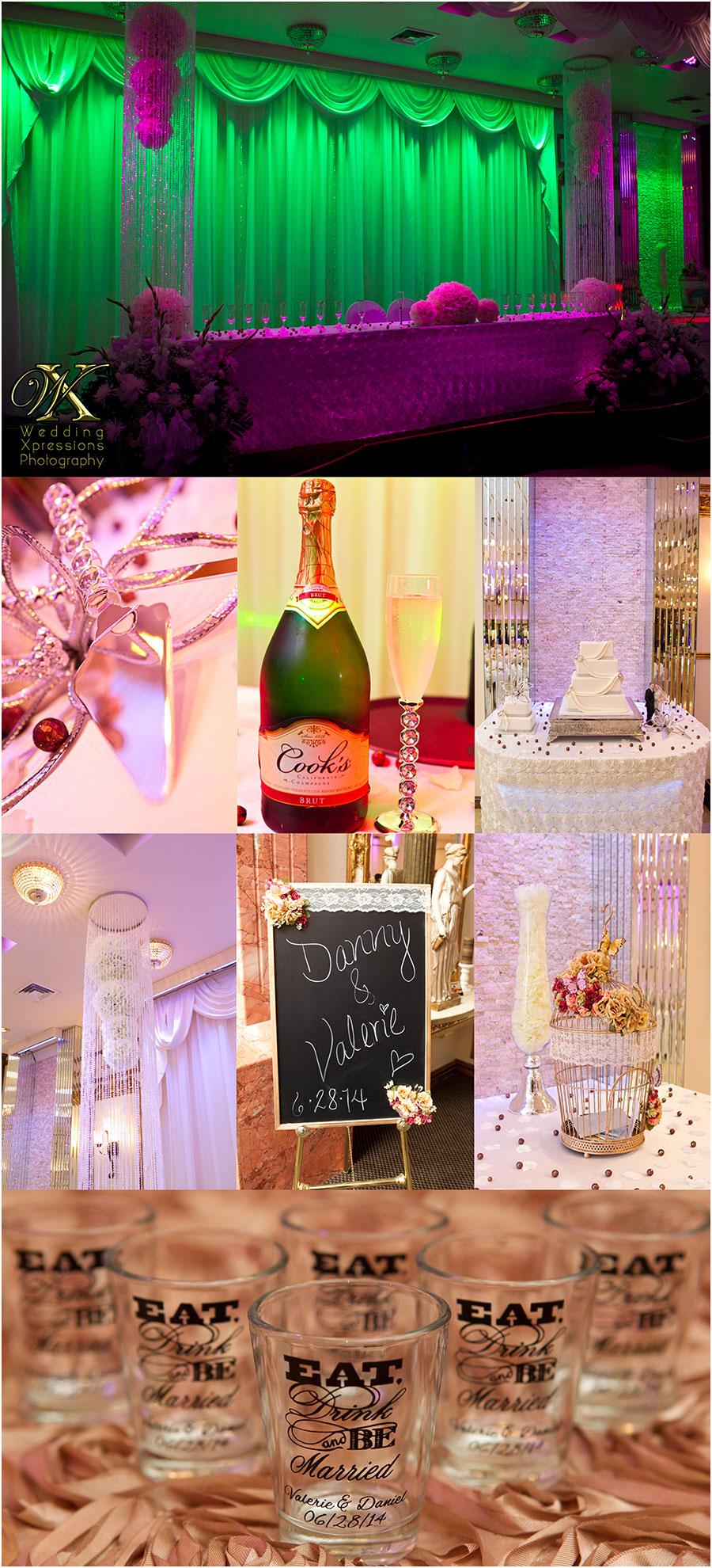 wedding at Grand Palace Ballroom