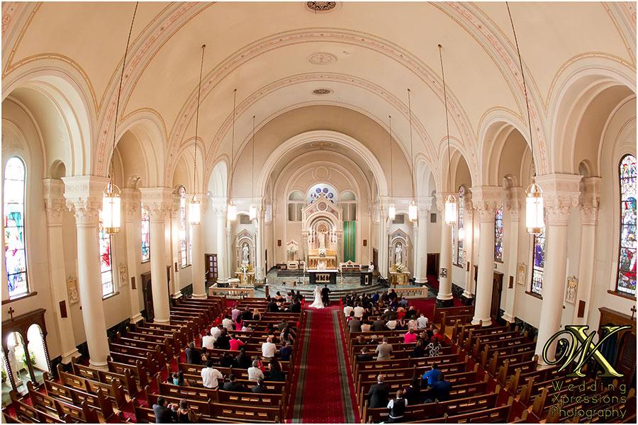 Wedding at St. Patricks Cathedral