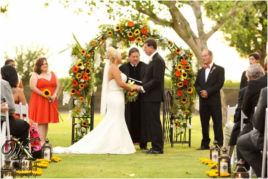 La Viña Winery wedding