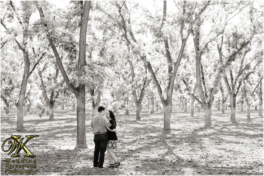 engagement session El Paso