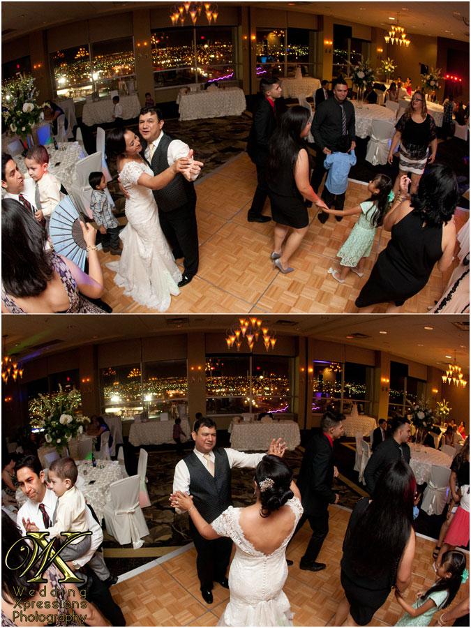 wedding Doubletree Hotel El Paso