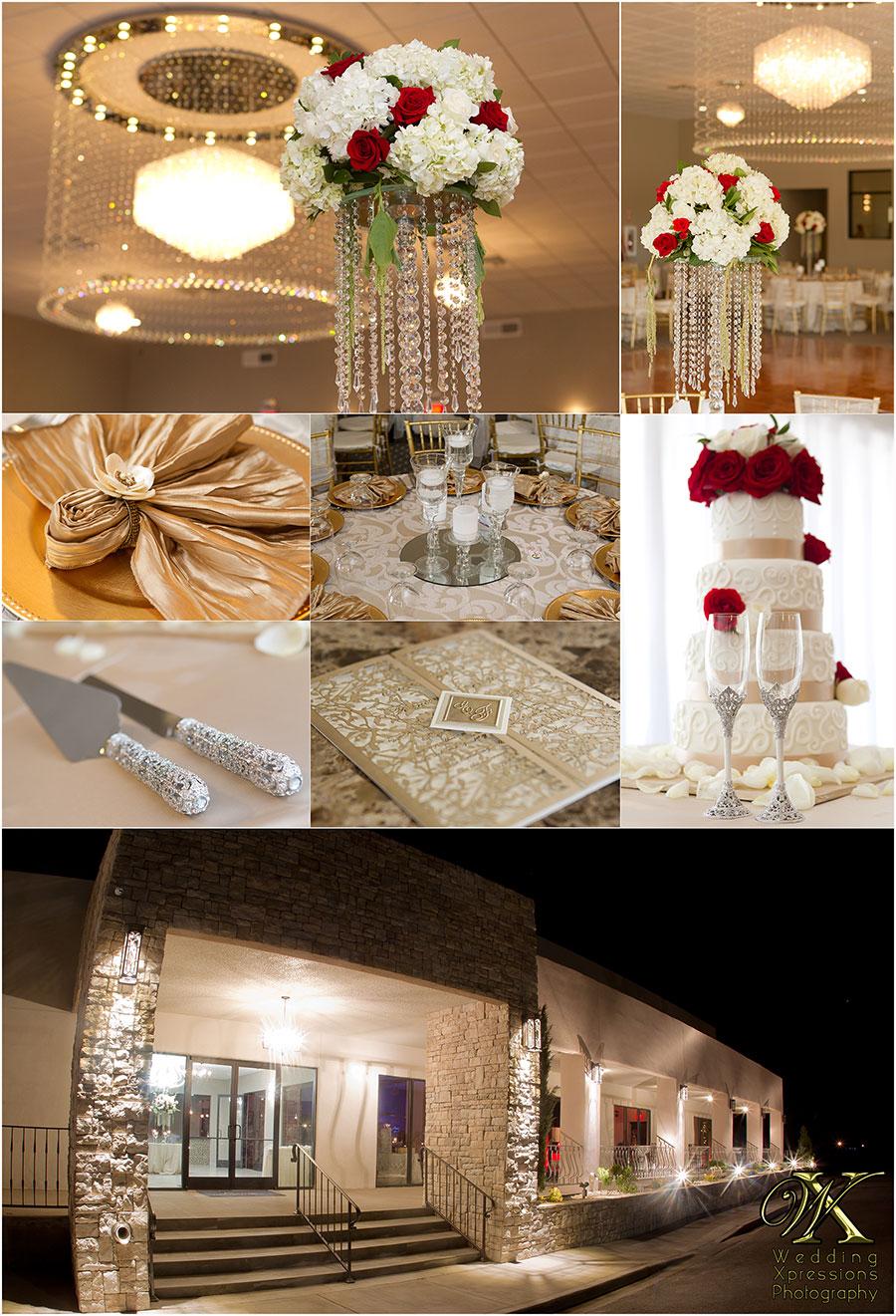 Fernando & Erica\'s Wedding at Grace Gardens in El Paso TX - Wedding ...