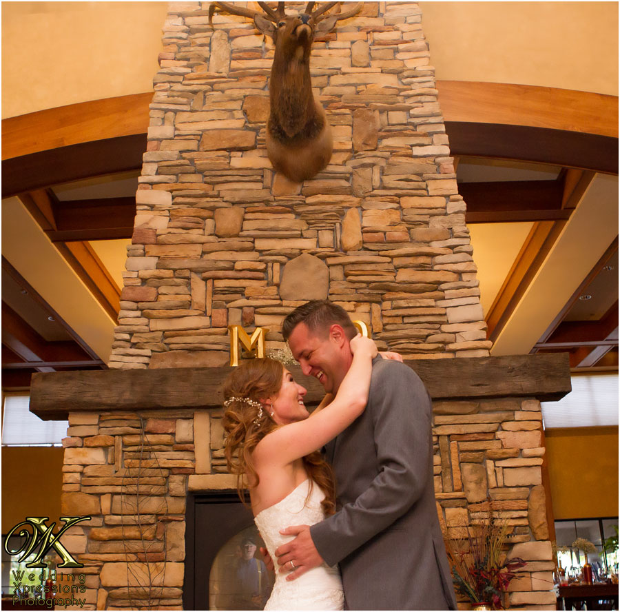 First dance at MCM Elegante in Ruidoso NM