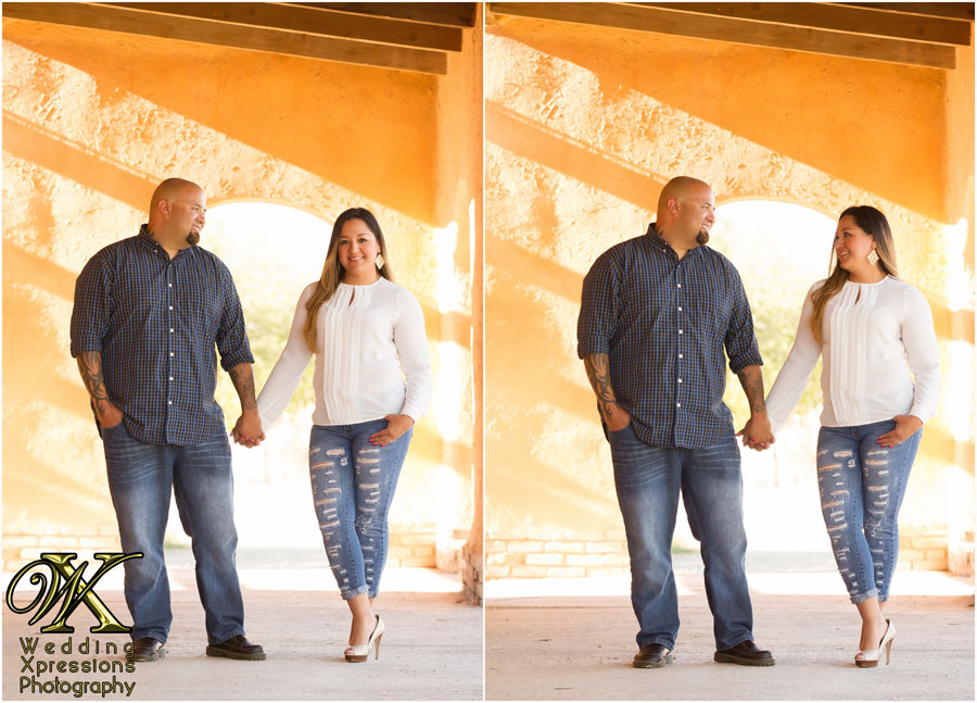 old mesilla engagement photography
