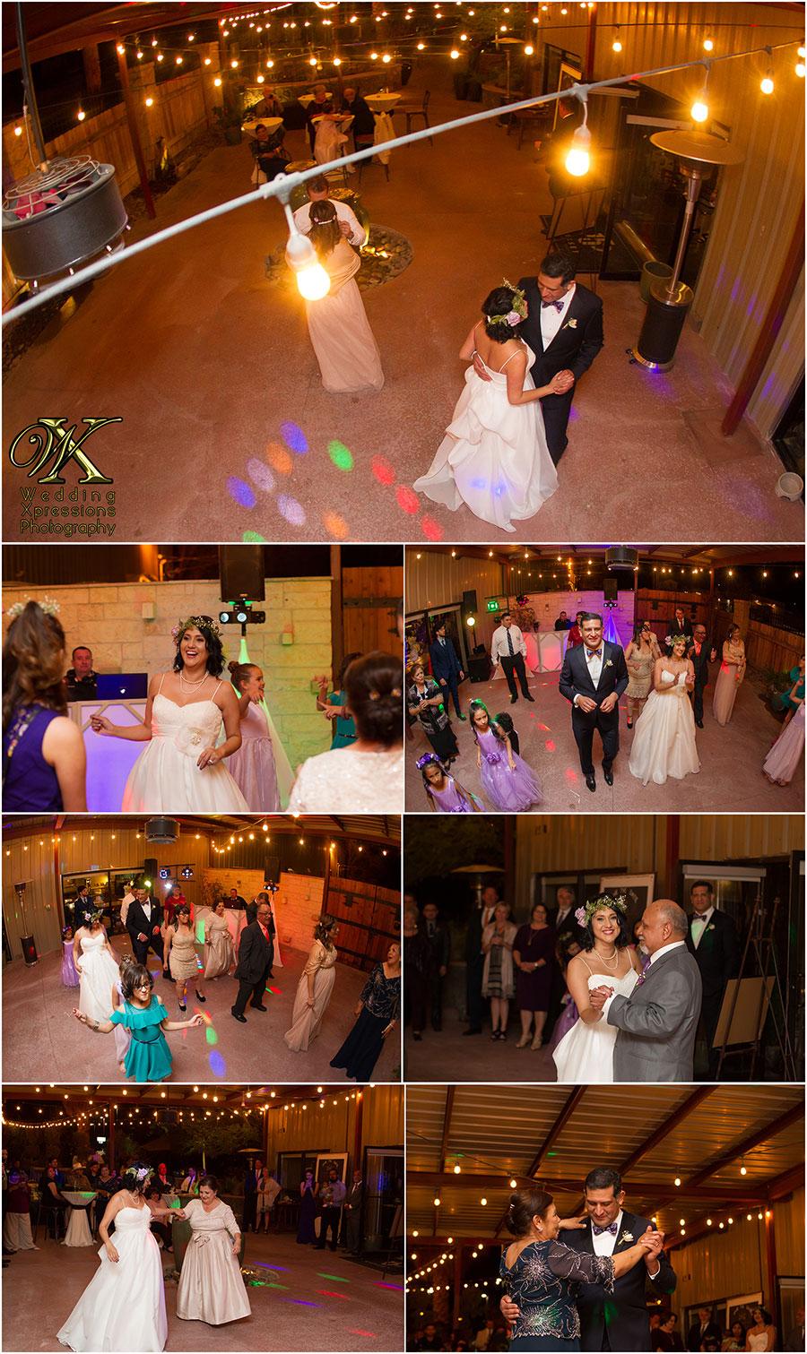 wedding at 150 Sunset