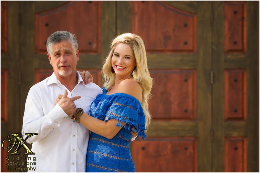 Victor & Jennifer's engagement session