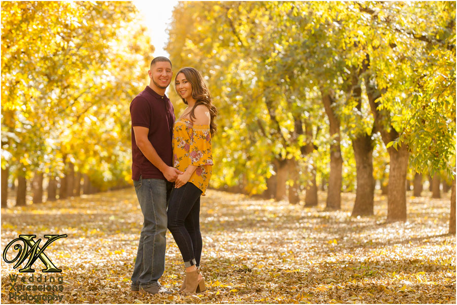 Gabriel & Danielle's Fall Engagement Session in New Mexico - Wedding