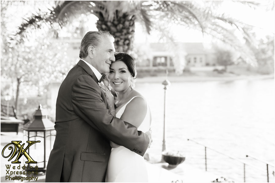 black and white El Paso Texas wedding photography